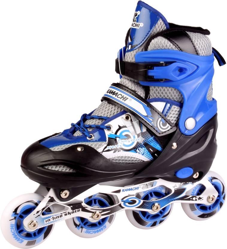 b21a7b635e58 KAMACHI Skates In-line Skates - Size 7-8 UK - Buy KAMACHI Skates In ...