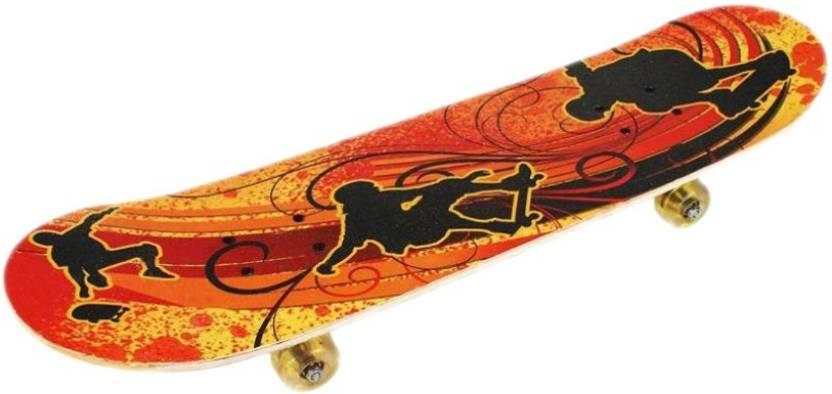 Credence Premium Wooden 28 inch x 6 inch Skateboard