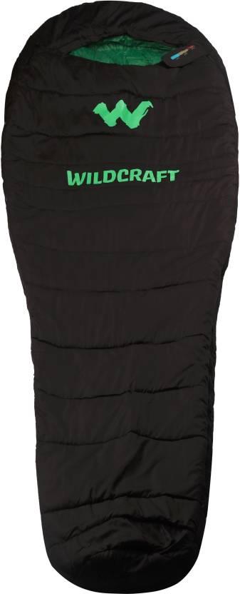 Wildcraft T-lite Black 2015 Sleeping Bag