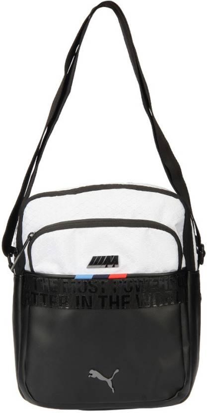84bb882e0a04 Puma Men Casual Multicolor PU Sling Bag Multicolor - Price in India ...