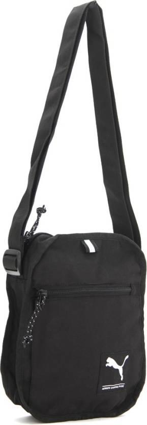 b29509316396 Puma Women Casual Black Sling Bag black - Price in India