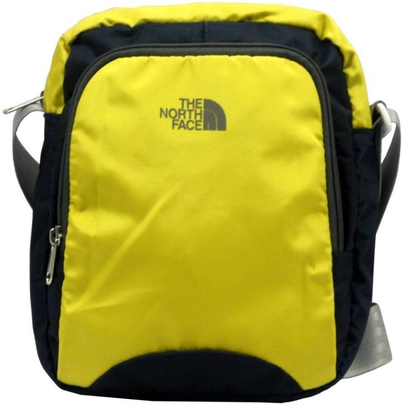 a4572c1a03 The North Face Boys   Girls Multicolor Nylon Sling Bag Multicolor - Price in  India