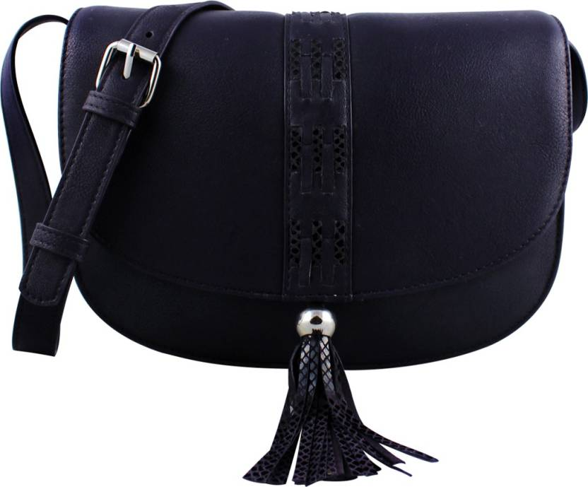 Ccha Women Multicolor Leatherette Sling Bag