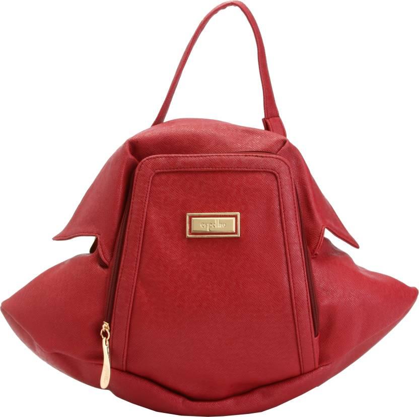 Espelho Women Maroon Sling Bag