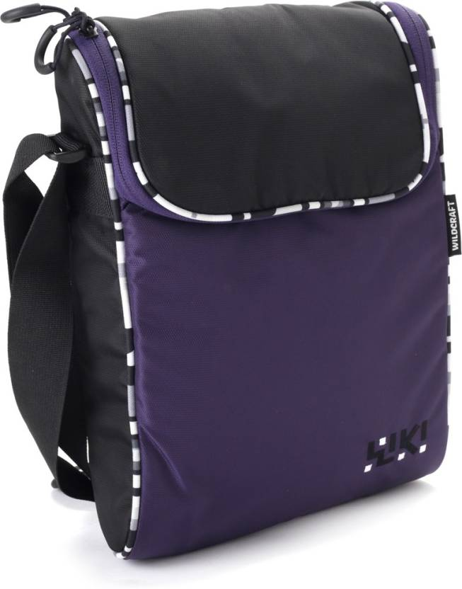 a96bf88b7 Wildcraft Women Casual Purple Polyester Sling Bag Purple - Price in India