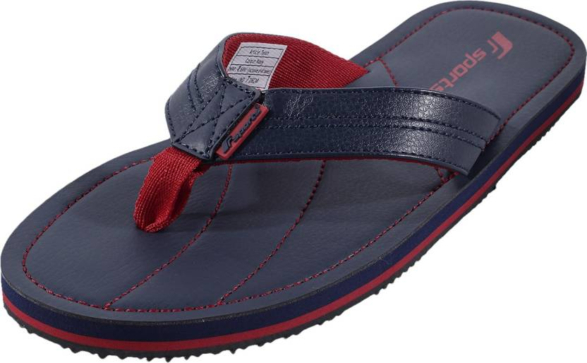 a8411db6785 Fsports Flip Flops - Buy Navy Color Fsports Flip Flops Online at Best Price  - Shop Online for Footwears in India