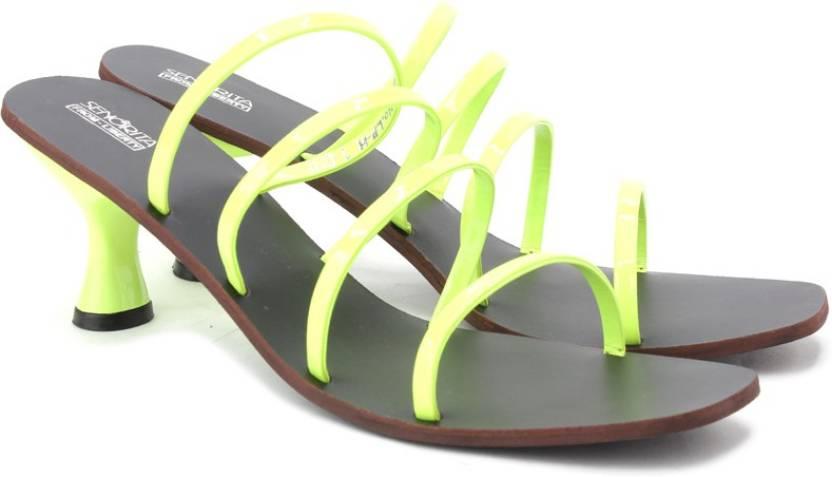 352749dedb Senorita by Liberty Women GREEN Sandals - Buy Senorita by Liberty Women  GREEN Sandals Online at Best Price - Shop Online for Footwears in India |  Flipkart. ...