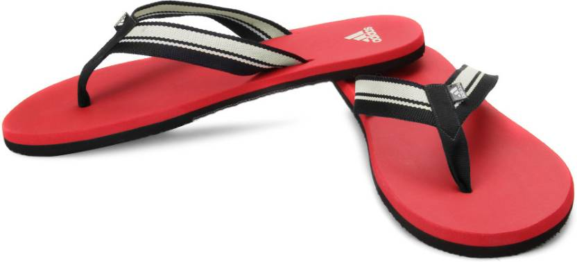 ccb73540bc9d ADIDAS Adze Flip Flops - Buy Red