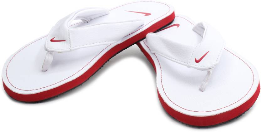 690641a40 Nike Chroma Thong II Flip Flops - Buy White Color Nike Chroma Thong II Flip  Flops Online at Best Price - Shop Online for Footwears in India