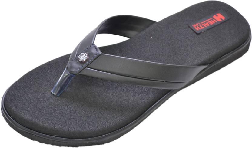 c8f201ac53 Healthline Mcp Slippers - Buy Black Color Healthline Mcp Slippers Online at  Best Price - Shop Online for Footwears in India | Flipkart.com