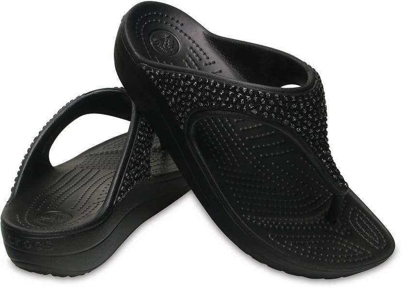 64c6c16b3 Crocs Flip Flops - Buy 204181-060 Color Crocs Flip Flops Online at Best  Price - Shop Online for Footwears in India