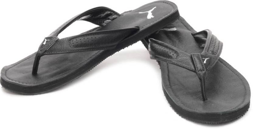 Puma Java III Slippers - Buy Black b000cdced