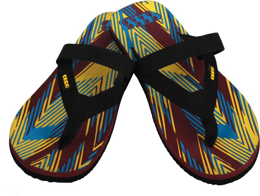 33ccd7b9f18eef Orro Flip Flops - Buy Yellow Black Color Orro Flip Flops Online at Best  Price - Shop Online for Footwears in India