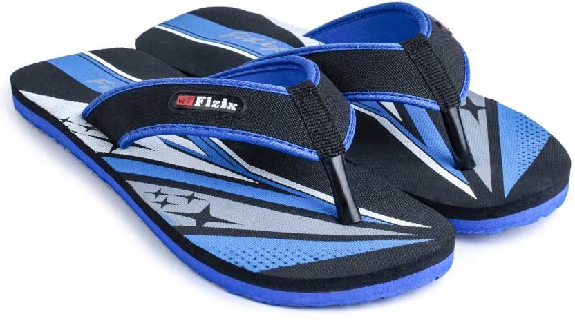 3ee2a9f9fbe5e9 Frestol Galaxy Flip Flops - Buy Blue Color Frestol Galaxy Flip Flops Online  at Best Price - Shop Online for Footwears in India