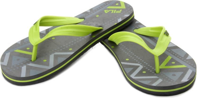 1d9ddff59b5d Fila Camo Flip Flops - Buy Grey
