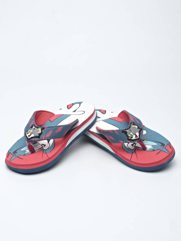 Tom & Jerry Girls Slipper Flip Flop Price in India - Buy Tom ...