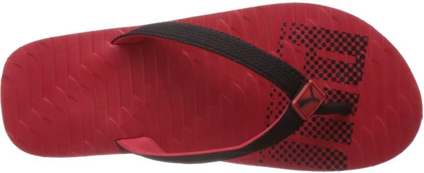 Puma Miami 6 DP Flip Flops - Buy High Risk Red 34ef0b792