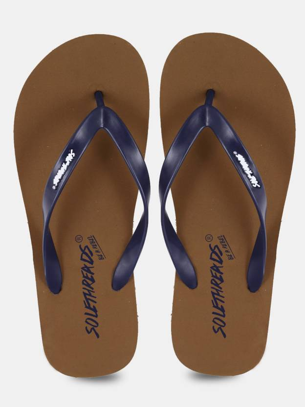 d12df710339b2 Sole Threads Flip Flops - Buy Tan Color Sole Threads Flip Flops Online at  Best Price - Shop Online for Footwears in India
