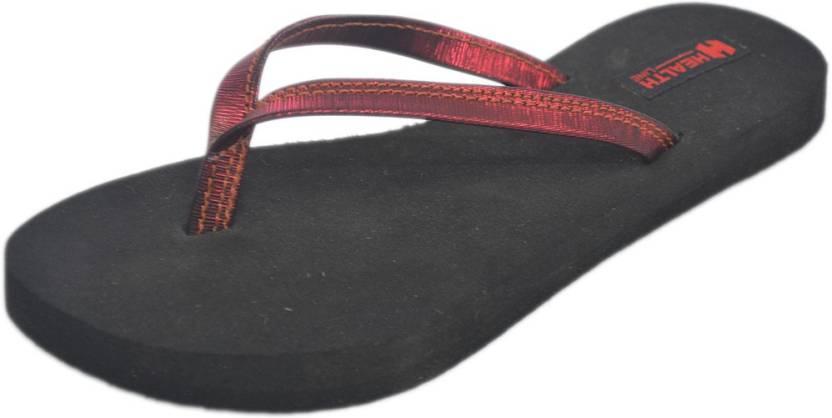 4759dda442 Healthline Casual Mcp Slippers - Buy Red Color Healthline Casual Mcp  Slippers Online at Best Price - Shop Online for Footwears in India |  Flipkart.com