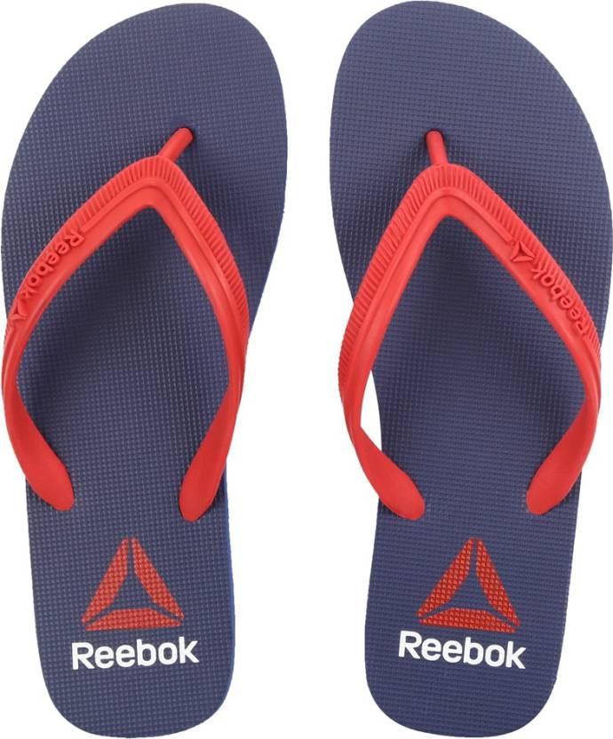 218b9b7bb3a REEBOK AVENGER FLIP Slippers - Buy CLUB BLUE RED RUSH WHITE Color REEBOK  AVENGER FLIP Slippers Online at Best Price - Shop Online for Footwears in  India ...
