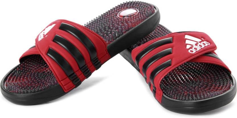 adidas adissage 2 m pantofole comprare cblack, ftwwht, scarle colore