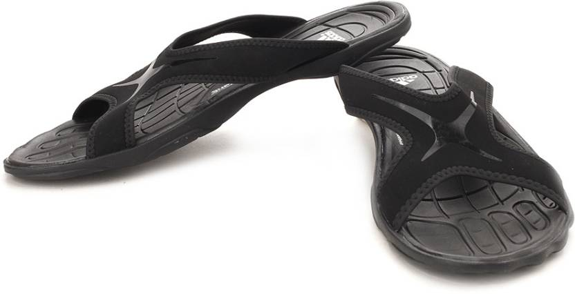 908d12ad0 ADIDAS Adipure Slide SC Slippers - Buy Black Color ADIDAS Adipure Slide SC  Slippers Online at Best Price - Shop Online for Footwears in India
