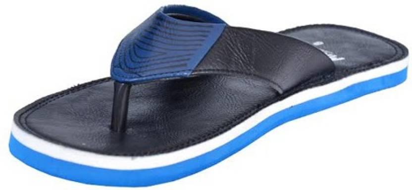 6e4ae626edd03b Mr. Polo Flip Flops - Buy Blue Color Mr. Polo Flip Flops Online at ...