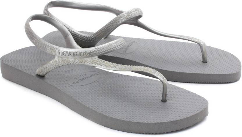 fb7952eca84c Havaianas Flash Urban Women Flip Flops - Buy Grey