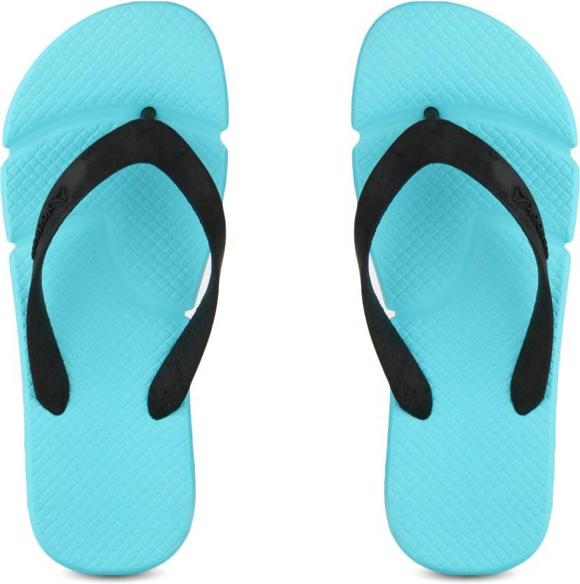 3990238248c703 REEBOK Slippers - Buy SOLID TEAL BLK Color REEBOK Slippers Online at Best  Price - Shop Online for Footwears in India