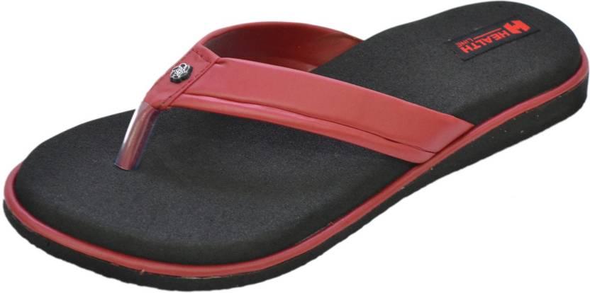 0b3095819d Healthline Mcp Slippers - Buy Red Color Healthline Mcp Slippers Online at  Best Price - Shop Online for Footwears in India | Flipkart.com