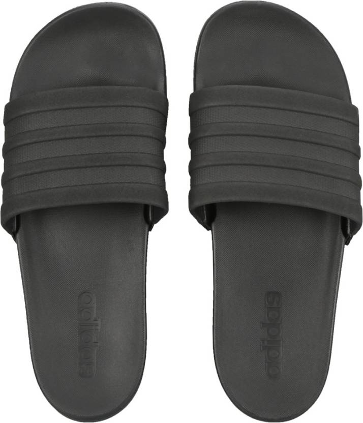ADIDAS ADILETTE COMFORT Slides - Buy CBLACK CBLACK CBLACK Color ADIDAS  ADILETTE COMFORT Slides Online at Best Price - Shop Online for Footwears in  India ... dc80fabb7
