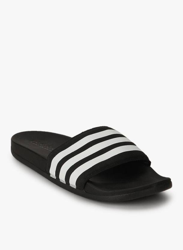 the latest ddecb 2238c ADIDAS ADILETTE CF+ Slippers - Buy CBLACKFTWWHTCBLACK Color ADIDAS  ADILETTE CF+ Slippers Online at Best Price - Shop Online for Footwears in  India ...