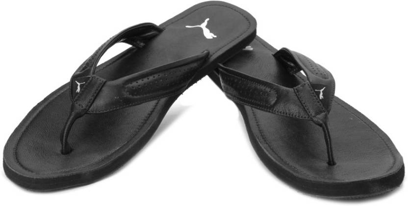 90e0b1c5c7cc Puma Java III Ind. Flip Flops - Buy Black Color Puma Java III Ind. Flip  Flops Online at Best Price - Shop Online for Footwears in India