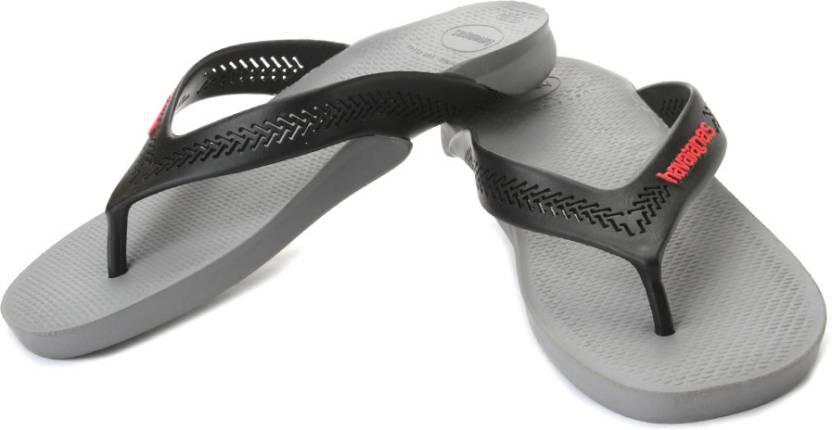 50cf08257 Havaianas Wide Flip Flops - Buy Grey Color Havaianas Wide Flip Flops Online  at Best Price - Shop Online for Footwears in India