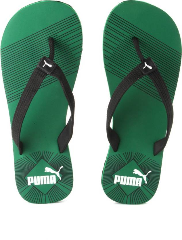 d4600a6d35b8f Puma Step in - stripe Flip Flops