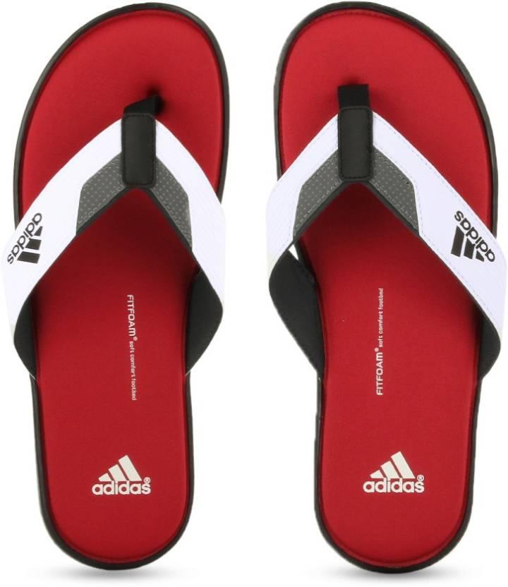 Thong BlackRedWhite Color M Viveup Buy Adidas Slippers Ff VzGLqUSpM