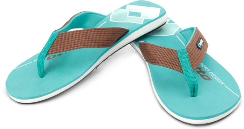 4bab4d086e6cb Lotto Italian Flip Flops - Buy Turquoise Color Lotto Italian Flip Flops  Online at Best Price - Shop Online for Footwears in India