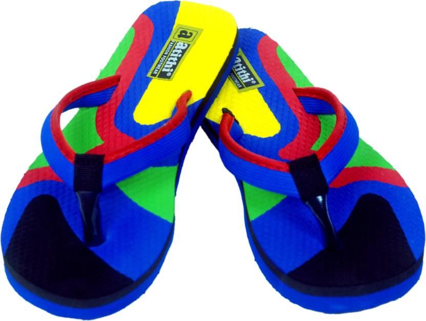 e74f777a05b3 Atithi Girls Slipper Flip Flop Price in India - Buy Atithi Girls ...