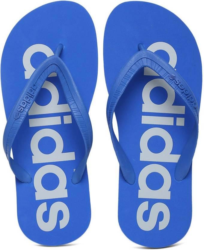 00d9908af ADIDAS NEO Flip Flops - Buy Blue Blue Clonix Color ADIDAS NEO Flip Flops  Online at Best Price - Shop Online for Footwears in India