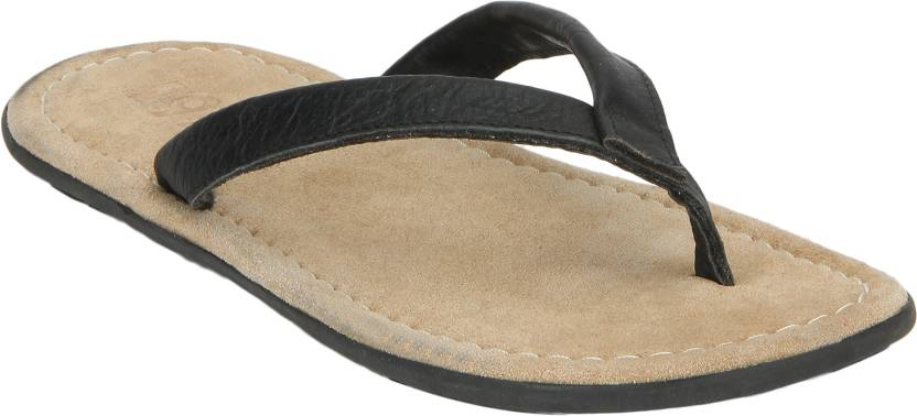 849575f6a126 ESTD. 1977 790 - Black Flip Flops - Buy Black Color ESTD. 1977 790 - Black Flip  Flops Online at Best Price - Shop Online for Footwears in India