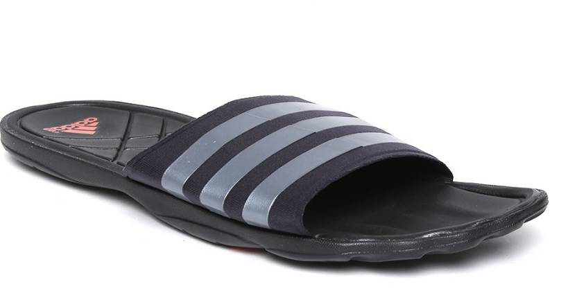 23190ac67975 ADIDAS Flip Flops - Buy Black Color ADIDAS Flip Flops Online at Best Price  - Shop Online for Footwears in India