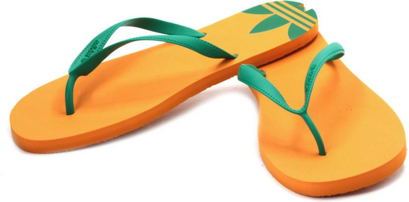 ac2b439b9 ADIDAS ORIGINALS Adi Sun Flip Flops - Buy Orange Color ADIDAS ORIGINALS Adi  Sun Flip Flops Online at Best Price - Shop Online for Footwears in India ...