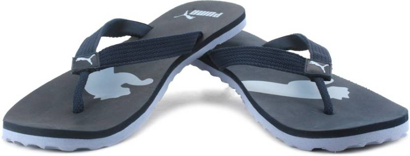 d13e7ea7edf0 Puma Atlanta DP Flip Flops - Buy insignia blue-dusk blue Color Puma ...