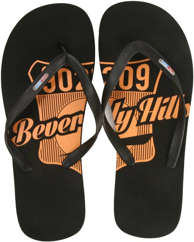b482f220a Flipside Beverly Hills Slippers - Buy Beverly Hills Black Color Flipside Beverly  Hills Slippers Online at Best Price - Shop Online for Footwears in India ...