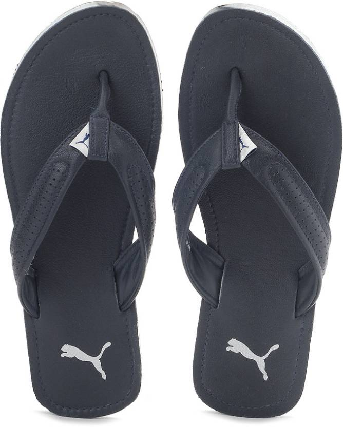 Puma Java III DP Flip Flops - Buy Blue Color Puma Java III DP Flip Flops  Online at Best Price - Shop Online for Footwears in India  a8c25efa54