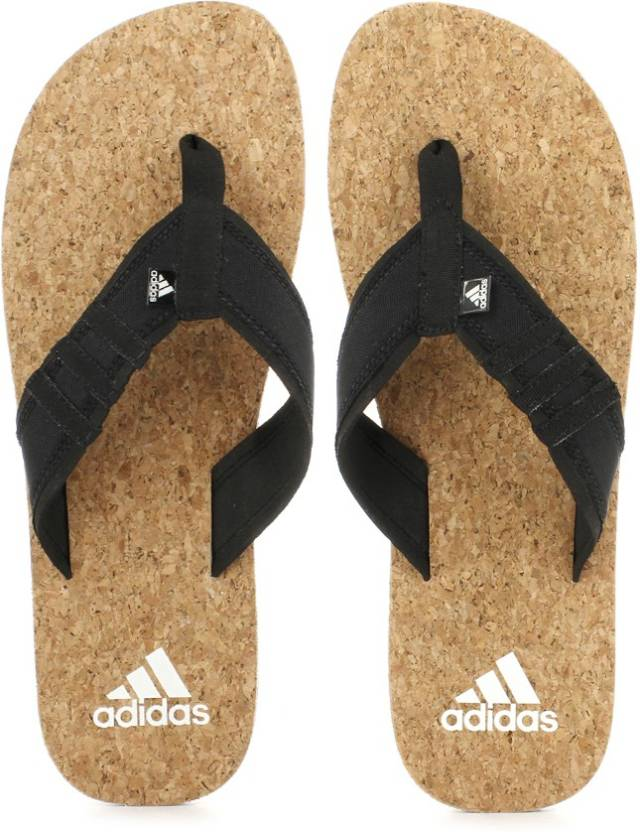 7268993857e0 ADIDAS Beach Cork Slippers - Buy Black