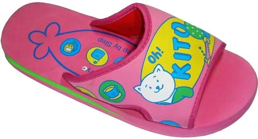 f36072af5d2 Kito Pink Flip Flops - Buy Pink Color Kito Pink Flip Flops Online at Best  Price - Shop Online for Footwears in India