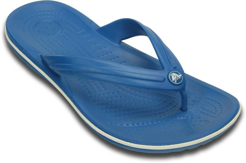 c371271fbeb3ad Crocs Flip Flops - Buy 11033-4GP Color Crocs Flip Flops Online at Best  Price - Shop Online for Footwears in India