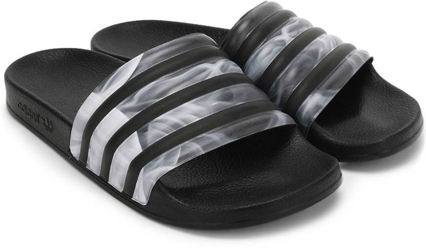 0c805c813 ADIDAS ADILETTE Women Slippers - Buy Black Color ADIDAS ADILETTE Women  Slippers Online at Best Price - Shop Online for Footwears in India |  Flipkart.com
