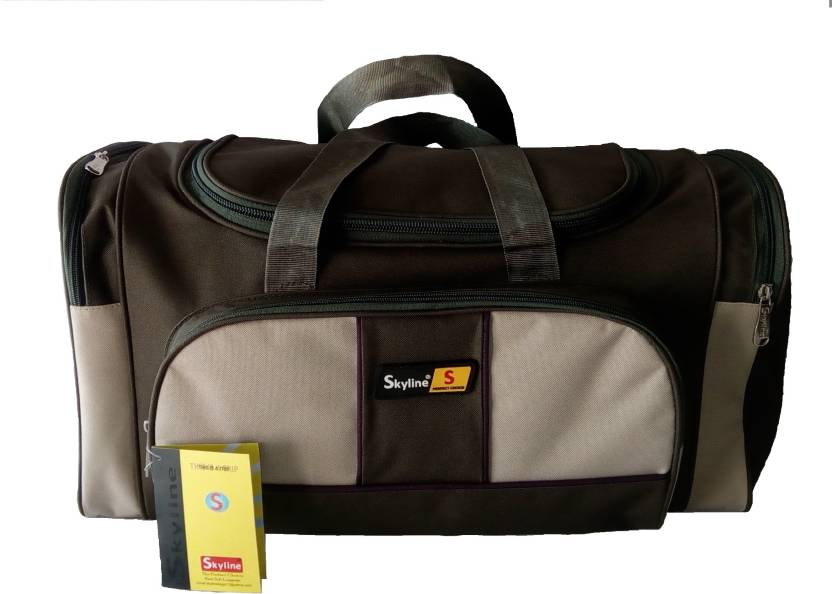 78a43d4eef1 Skyline 719 Small Travel Bag - Price in India, Reviews, Ratings ...